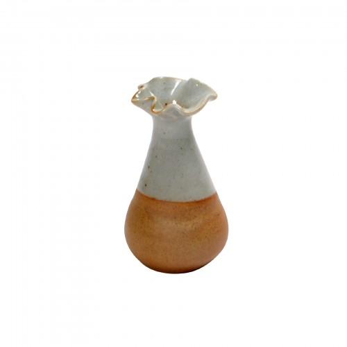 Mini vaso de cerâmica decorativo