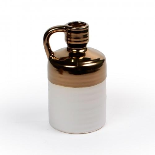 Vaso de cerâmica Alto com Alça