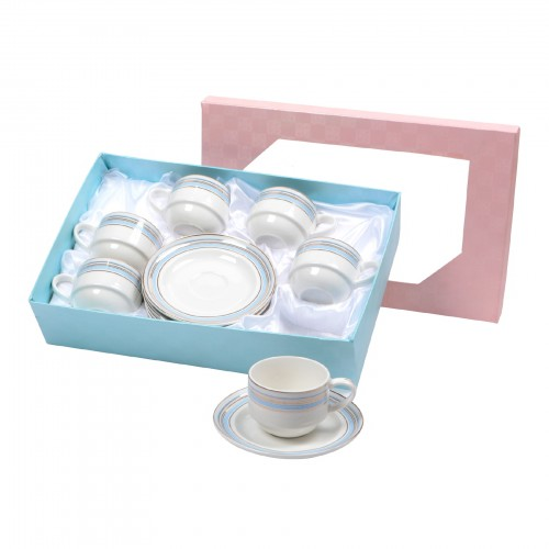 Jogo de xícaras de Chá Candy