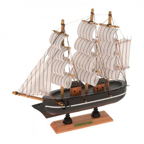 Barco médio decorativo