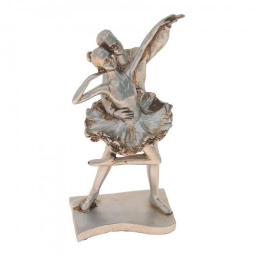 Escultura de casal de Bailarinos