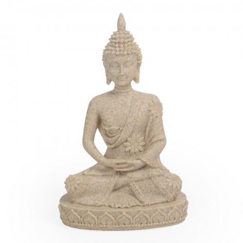 Escultura Buda de cerâmica