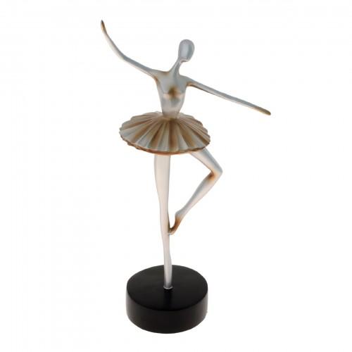 Escultura de Bailarina