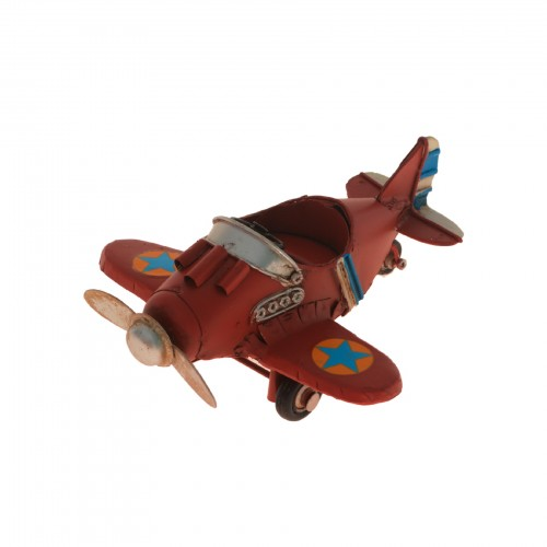 Miniatura de Avião decorativo