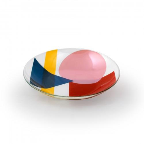 Bowl com estampa Geométrica