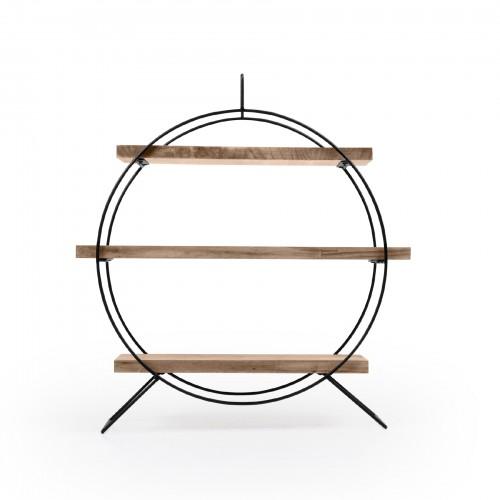 Suporte Roda Gigante de madeira M