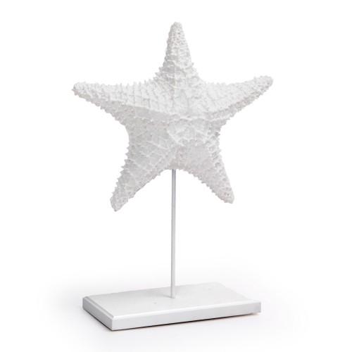 Totem Estrela grande Branca