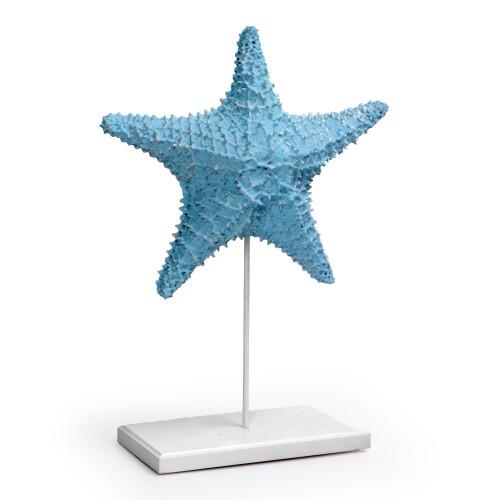 Totem Estrela grande Azul Claro