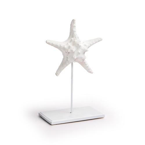 Totem Estrela pequena Branca