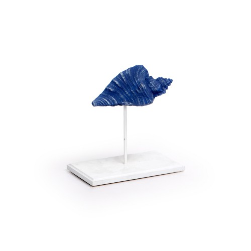Totem Concha Azul Marinho