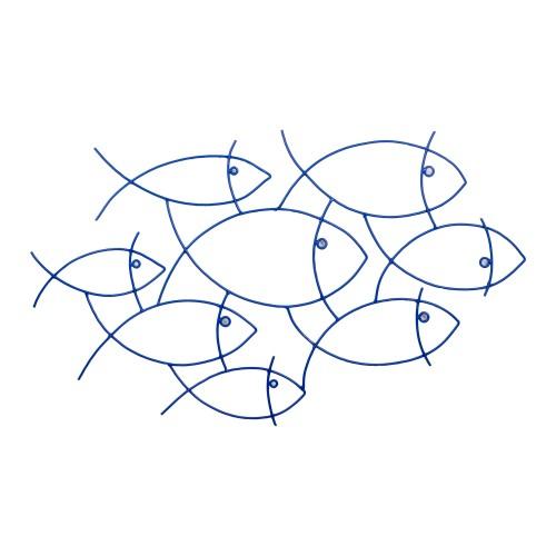 Mandala de Peixe grande