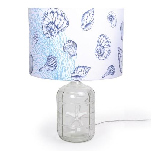Luminária de Mesa Conchas