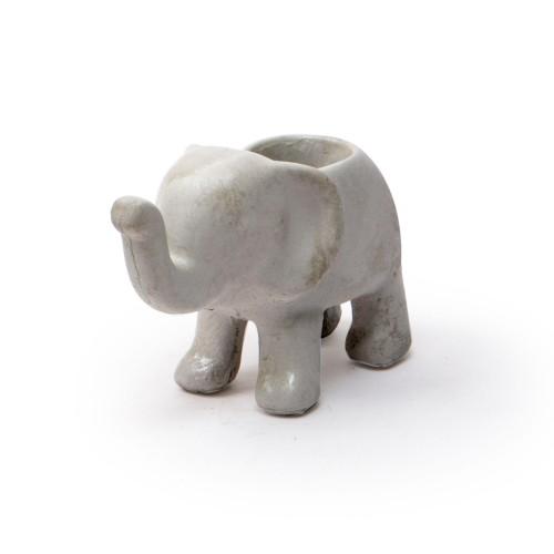 Vaso de Concreto Elefante