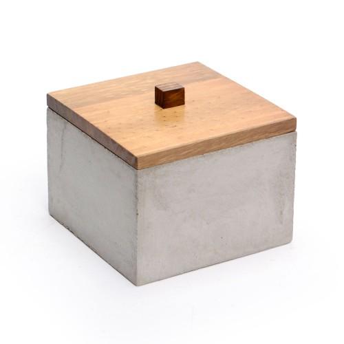 Caixa de concreto Quadrada Grande