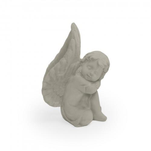 Escultura de concreto Anjo