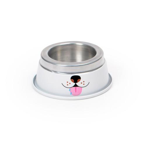 Bebedouro de alumínio Pequeno para Cachorro