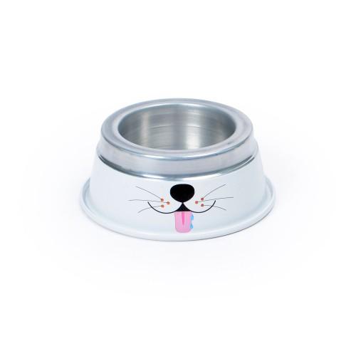 Bebedouro de alumínio Pequeno para Gatos