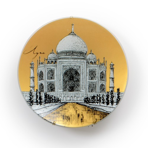 Prato de parede Agra