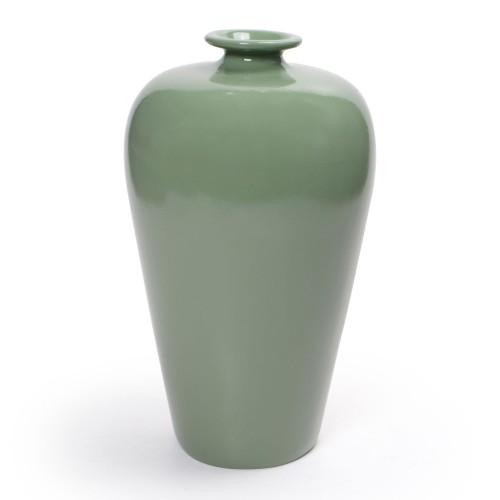 Vaso Bojudo de Cerâmica Grande