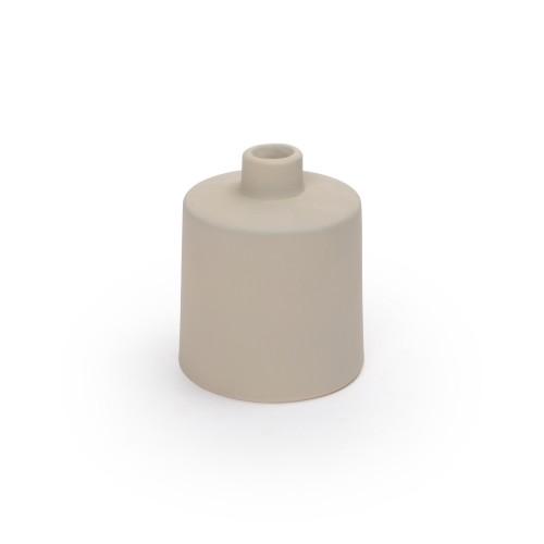 Vaso de cerâmica Cônico Pequeno