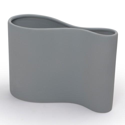 Vaso de cerâmica Ondulado