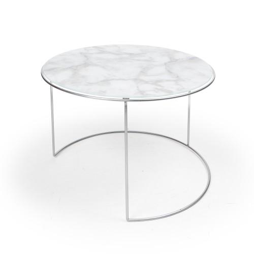 Suporte de vidro com base de ferro grande
