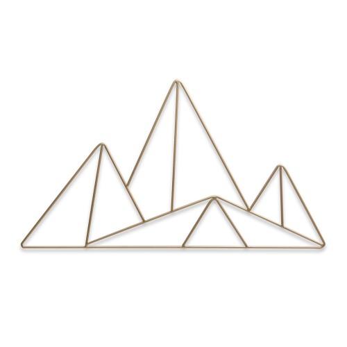 Mandala de ferro Montanha