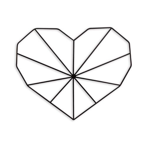 Mandala de ferro coração