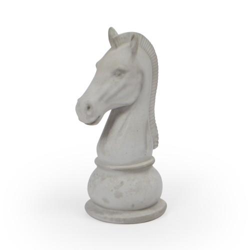 Escultura de concreto Cavalo