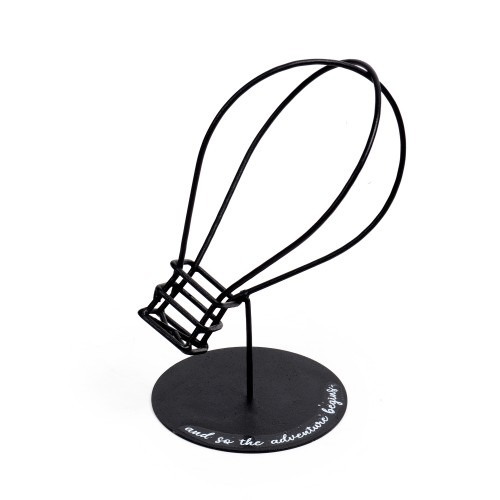 Escultura de ferro balão