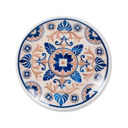 Prato de parede Azulejo