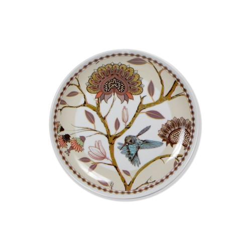 Prato de parede Beija flor