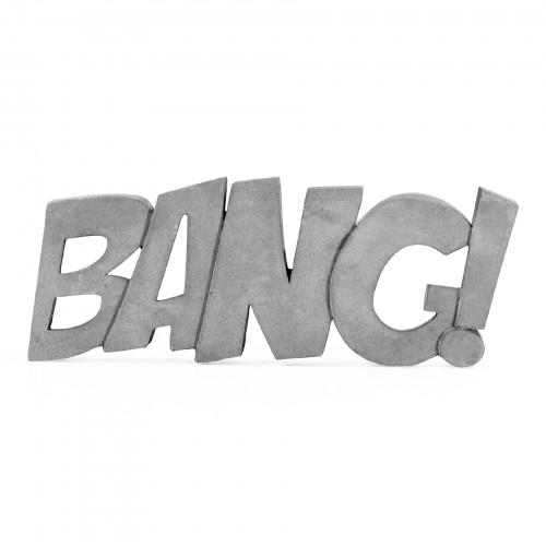 Escultura Bang
