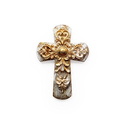 Crucifixo Pequeno de Resina