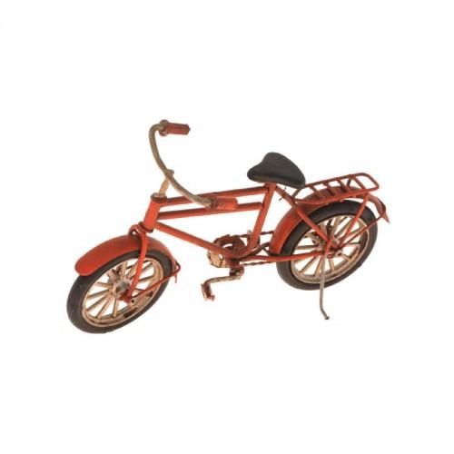 Mini Bicicleta de ferro decorativa